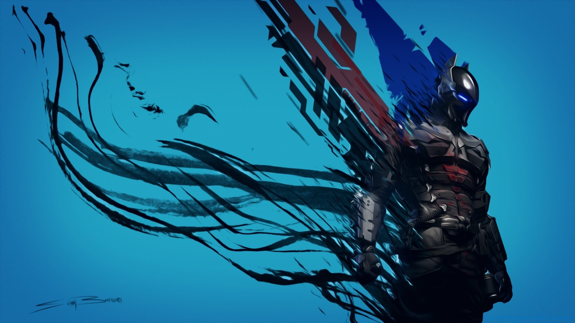 batman arkham knight. iphone wallpapers for free.
