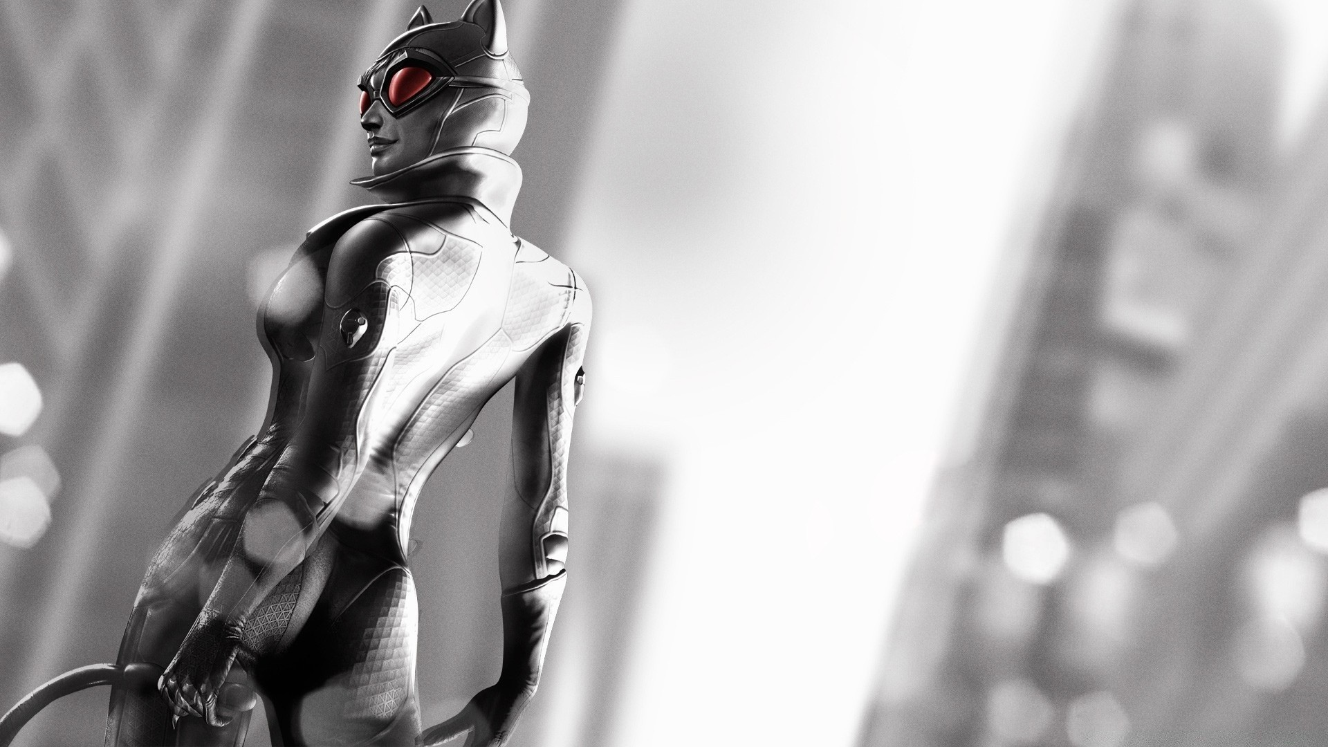 Arkham City Catwoman Android Wallpapers For Free