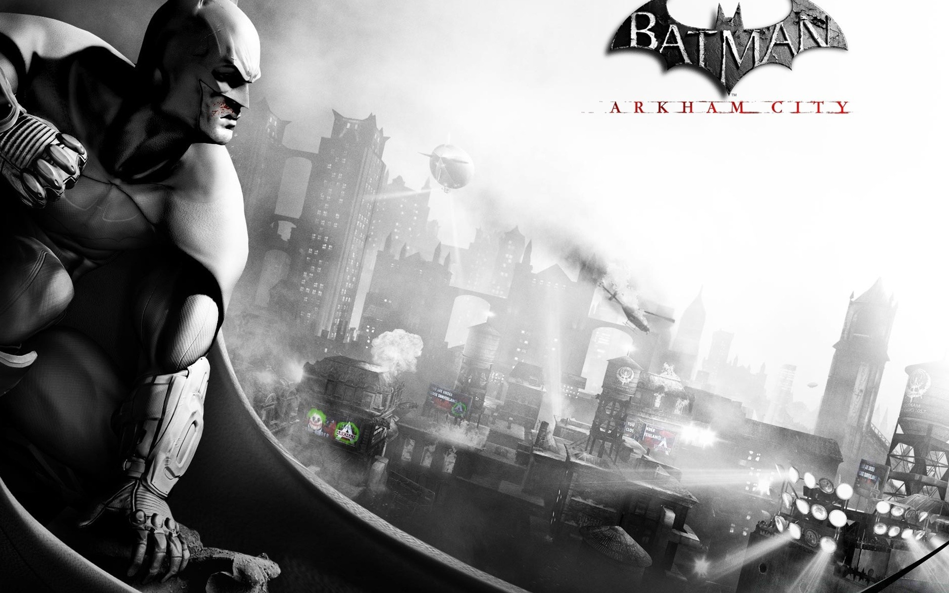 batman arkham city. iphone wallpapers for free.
