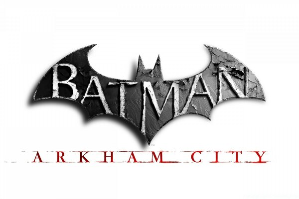 Batman Arkham City Official Logo