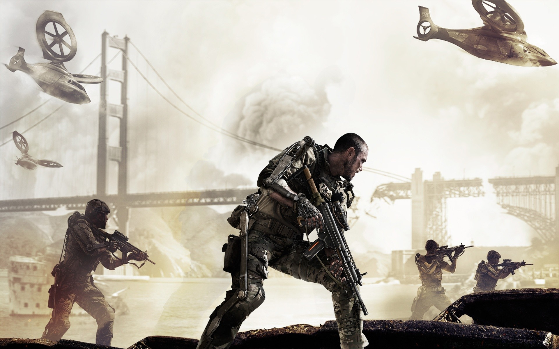 Call Of Duty Advanced Warfare IPhone Wallpapers For Free