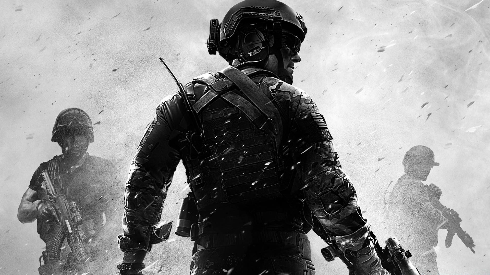 CALL OF DUTY MW3 IPhone Wallpapers For Free