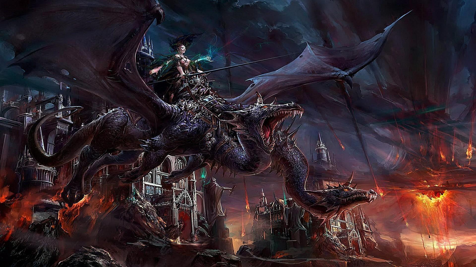 прикольные дракон в хорошем качестве