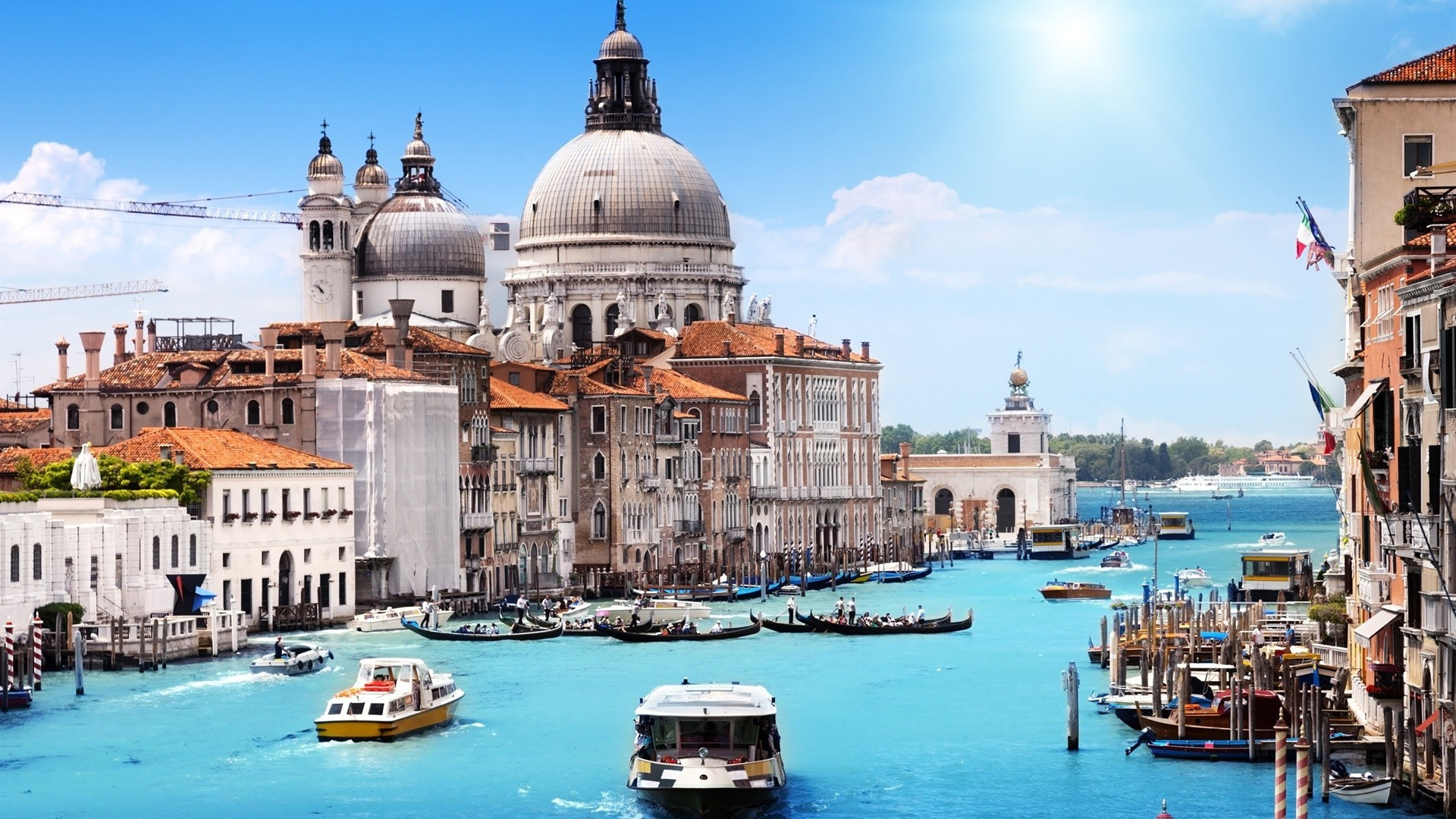 city travel architecture water tourism sea boat building watercraft gondola cityscape venetian sky town landmark canal outdoors church vacation