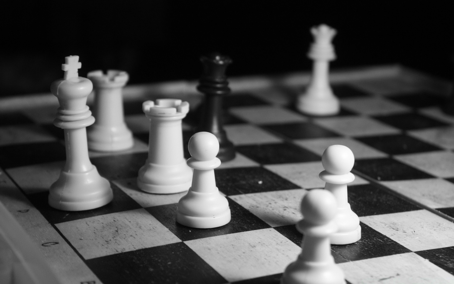 Chess Pawn Strategy Knight Queen Mate Strategic Castle Combat Victory Decision Win Intelligence Board Game Competition