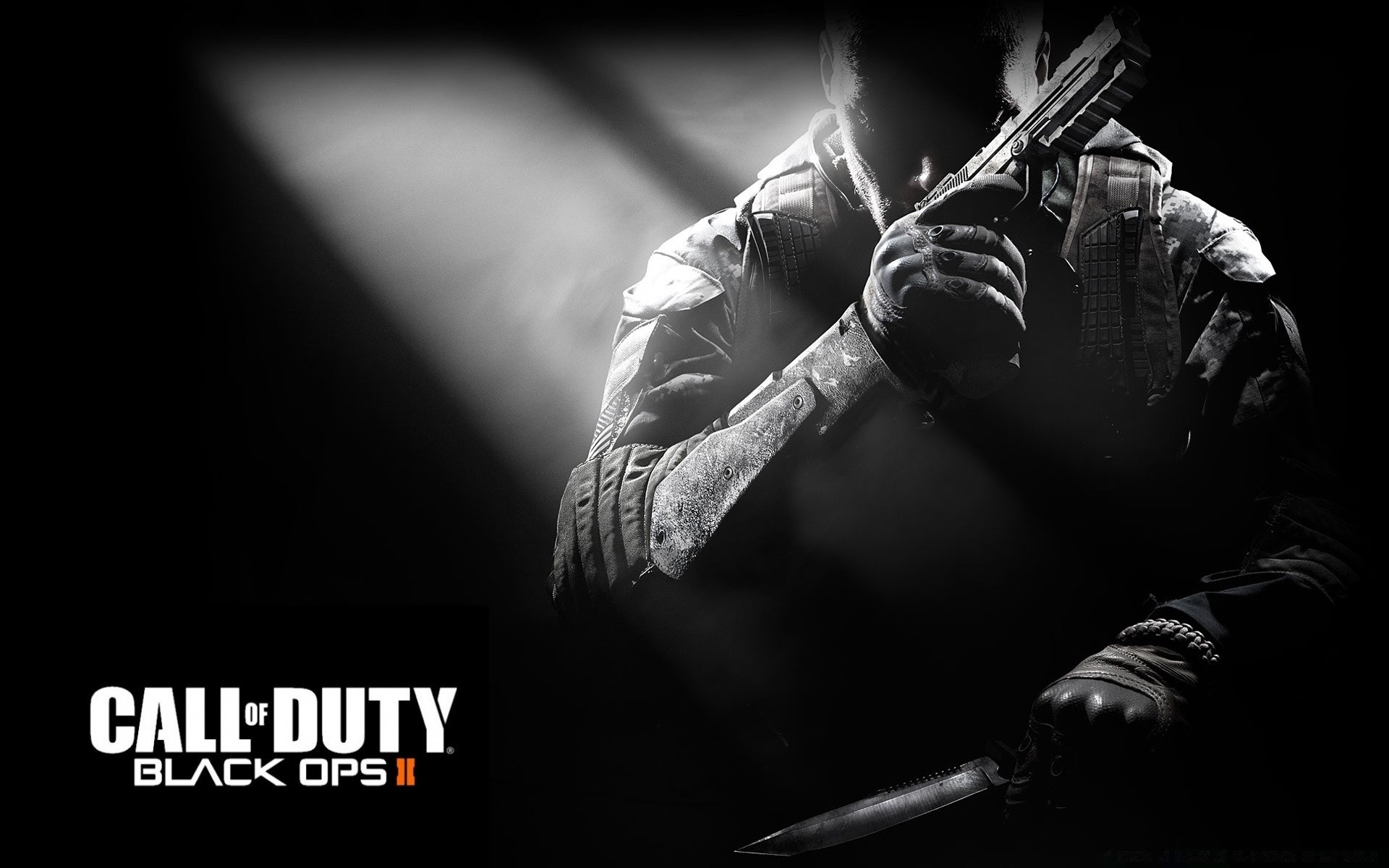 Call Of Duty Black Ops II IPhone Wallpapers For Free