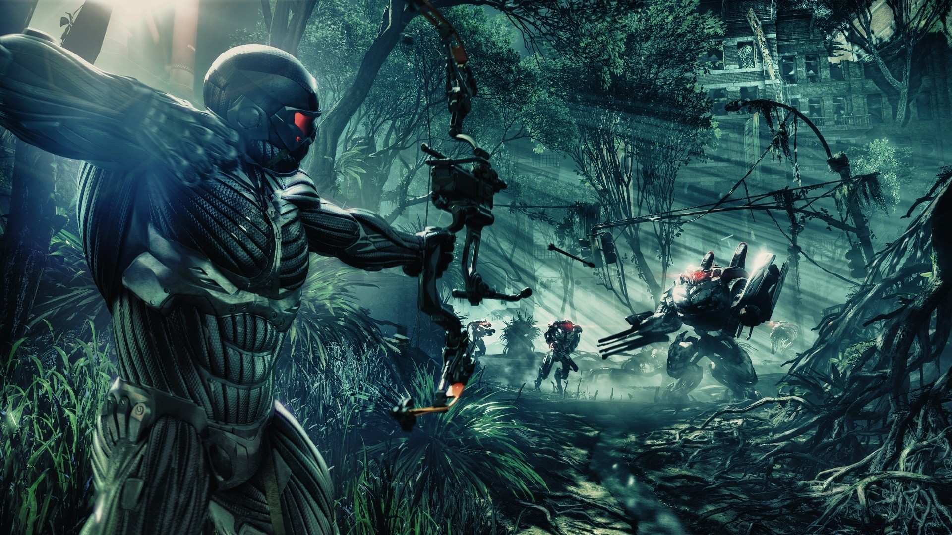 Crysis 3 Android Wallpapers For Free