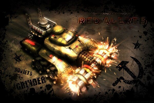 Command And Conquer Red Alert 3 Grinder