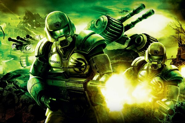 Command And Conquer 3 Tiberium Wars 3