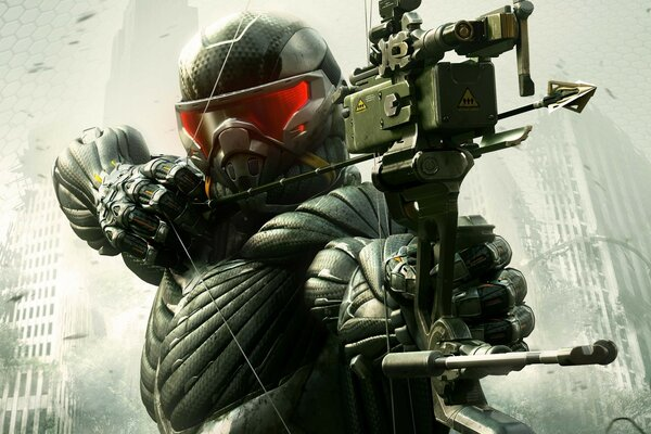 Crysis 3 Hunter