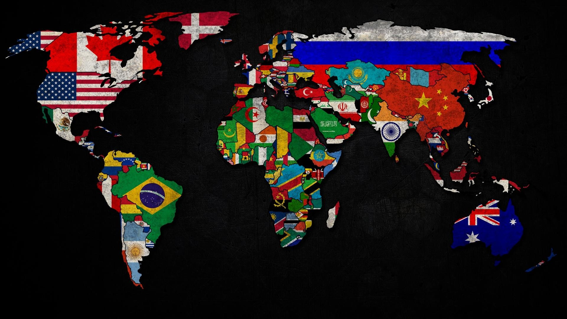 World map with flags old android wallpapers for free gumiabroncs Choice Image