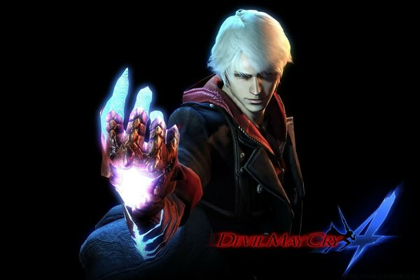 Devil May Cry 4 - Nero