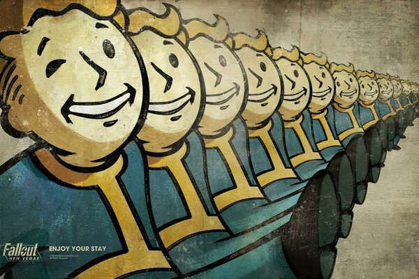 Vault Boy, Fallout New Vegas