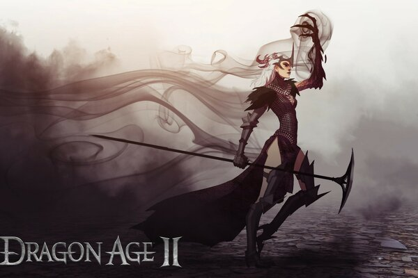 Dragon Age II Concept Art