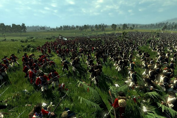 Empire Total War Battlefield 1