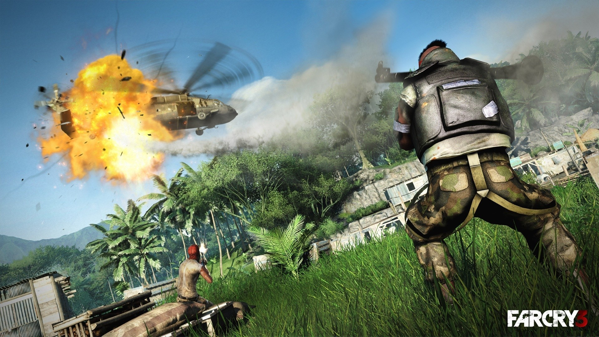 Far Cry 3 Video Game Android Wallpapers For Free