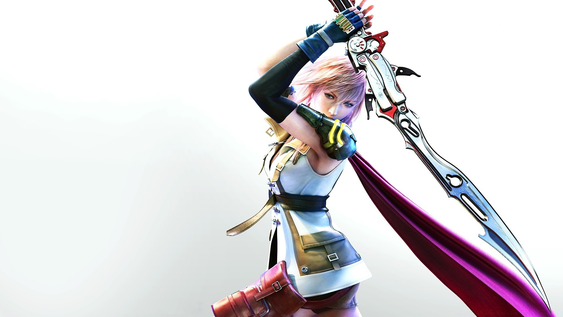 Final Fantasy Xiii Lightning Android Wallpapers