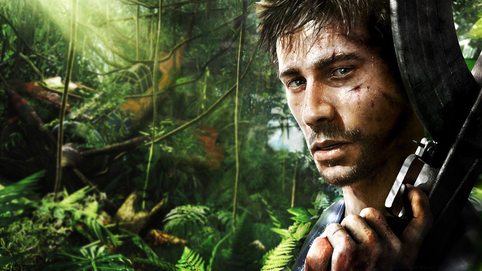 Far Cry 3 Jason Android Wallpapers