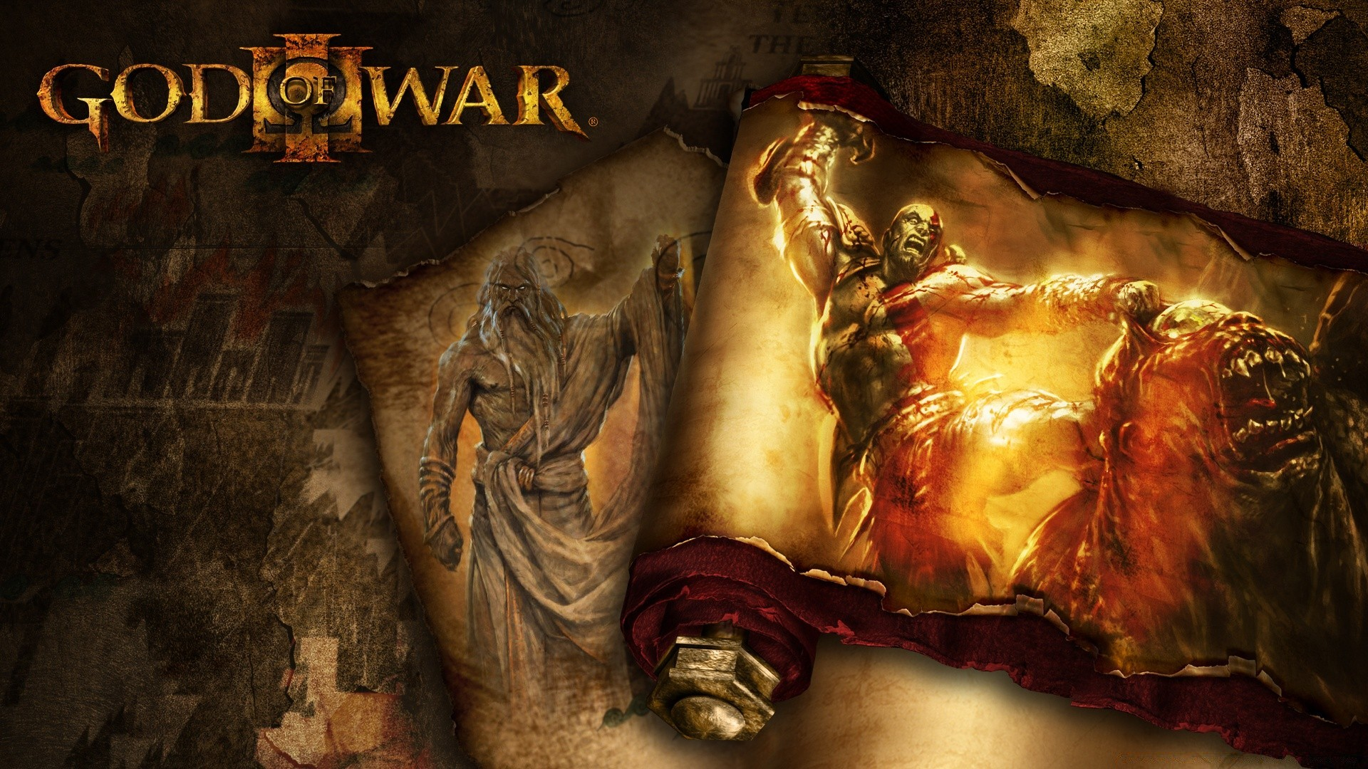 God Of War Iii Phone Wallpapers