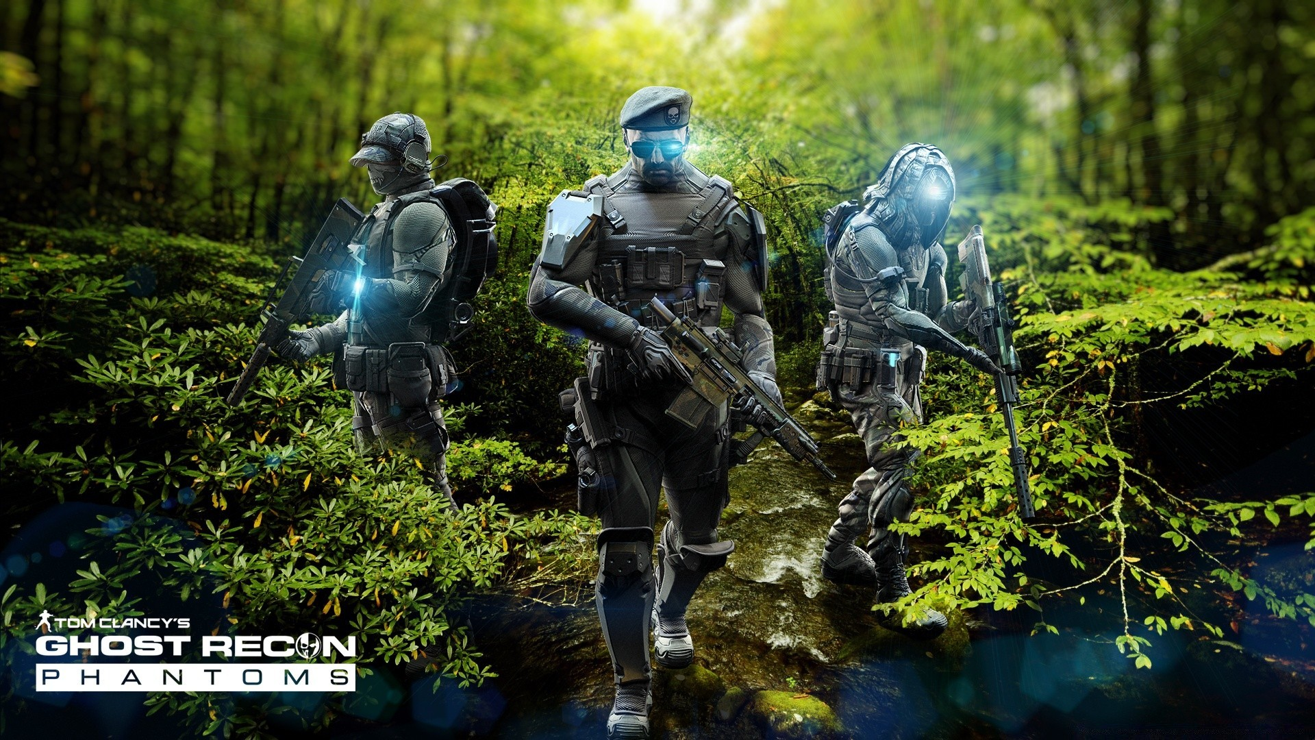 Ghost Recon Phantoms Jungle Pack By Emelson IPhone Wallpapers For Free