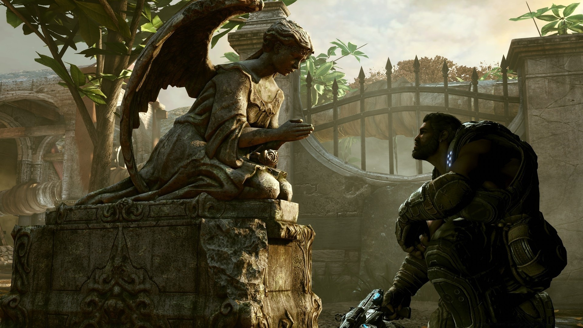 Gears Of War 3 Hd Wallpapers For Android: Gears Of War. Android Wallpapers For Free