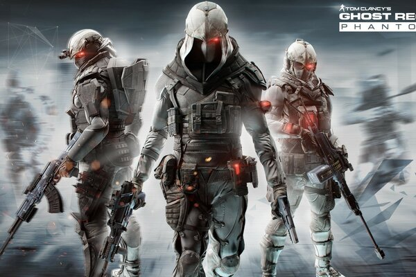 GHOST RECON PHANTOMS - THE ASSASSINS CREED PACK Phantoms Arctic Complete Pack Full HD 1K-2K-19