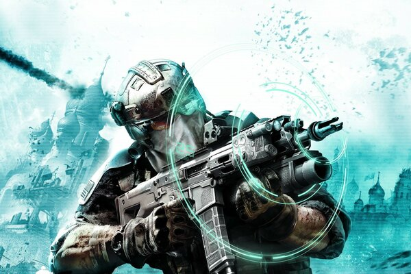 Ghost Recon: Future Soldier Arctic Strike