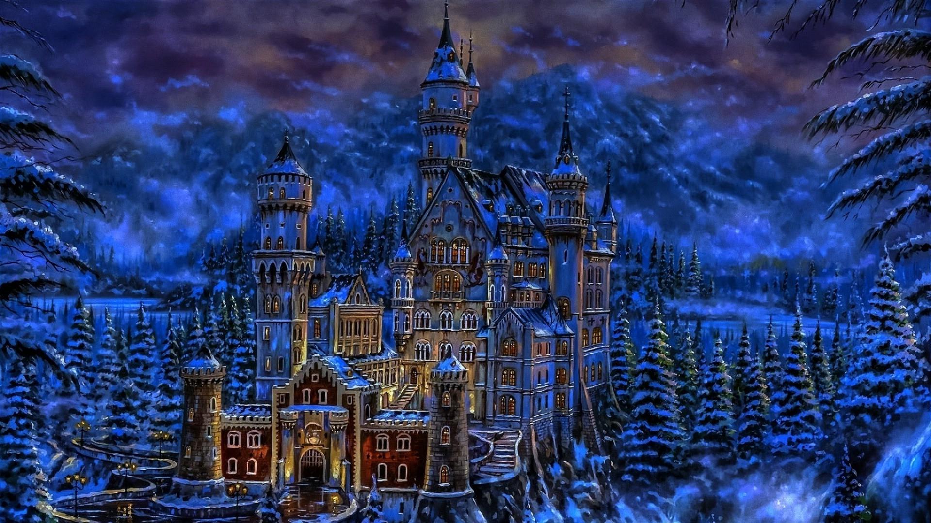 Сказочный город подборки