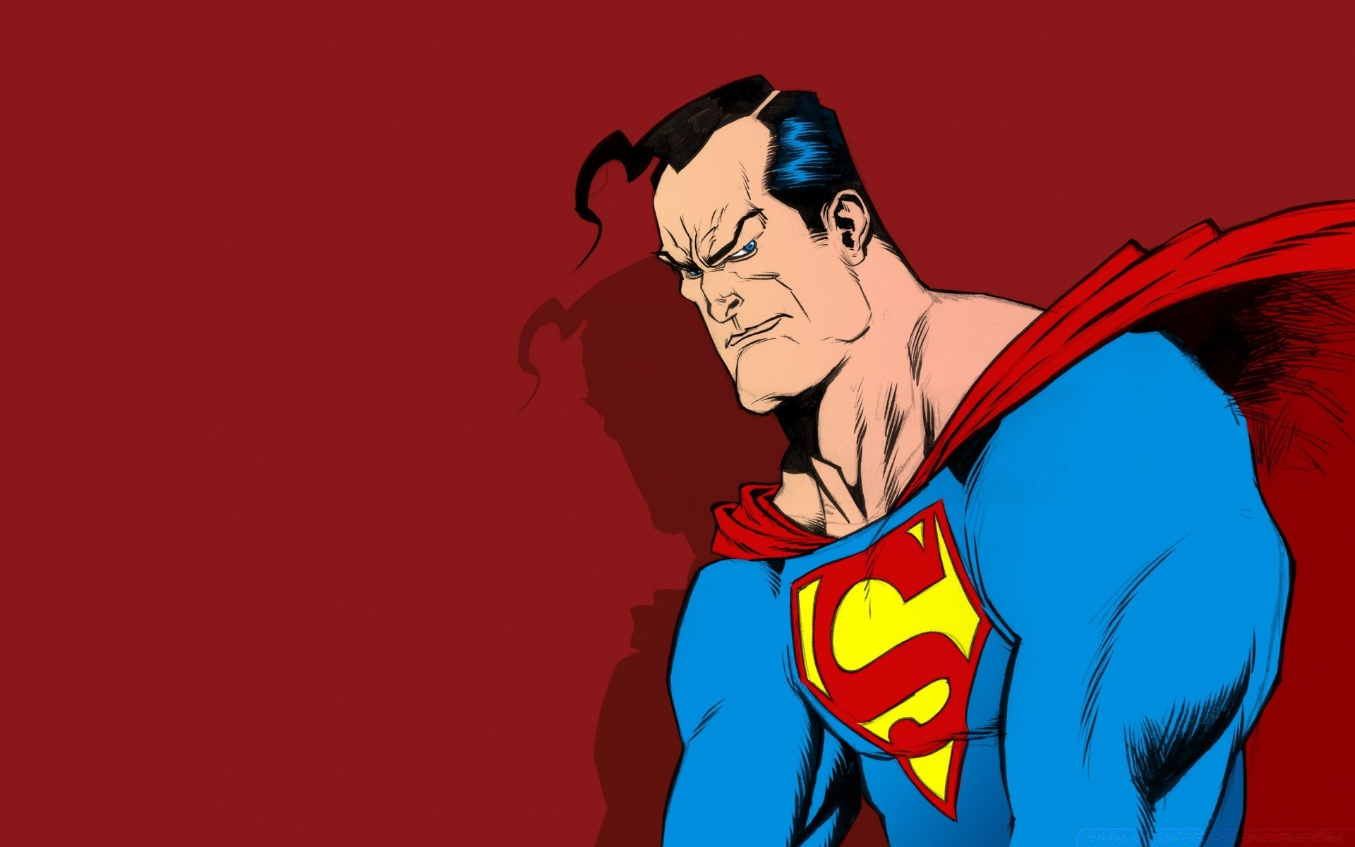 Superman Comic Art IPhone Wallpapers For Free