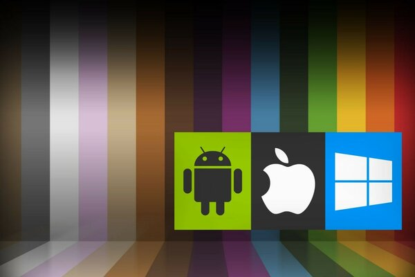 windows/apple/android