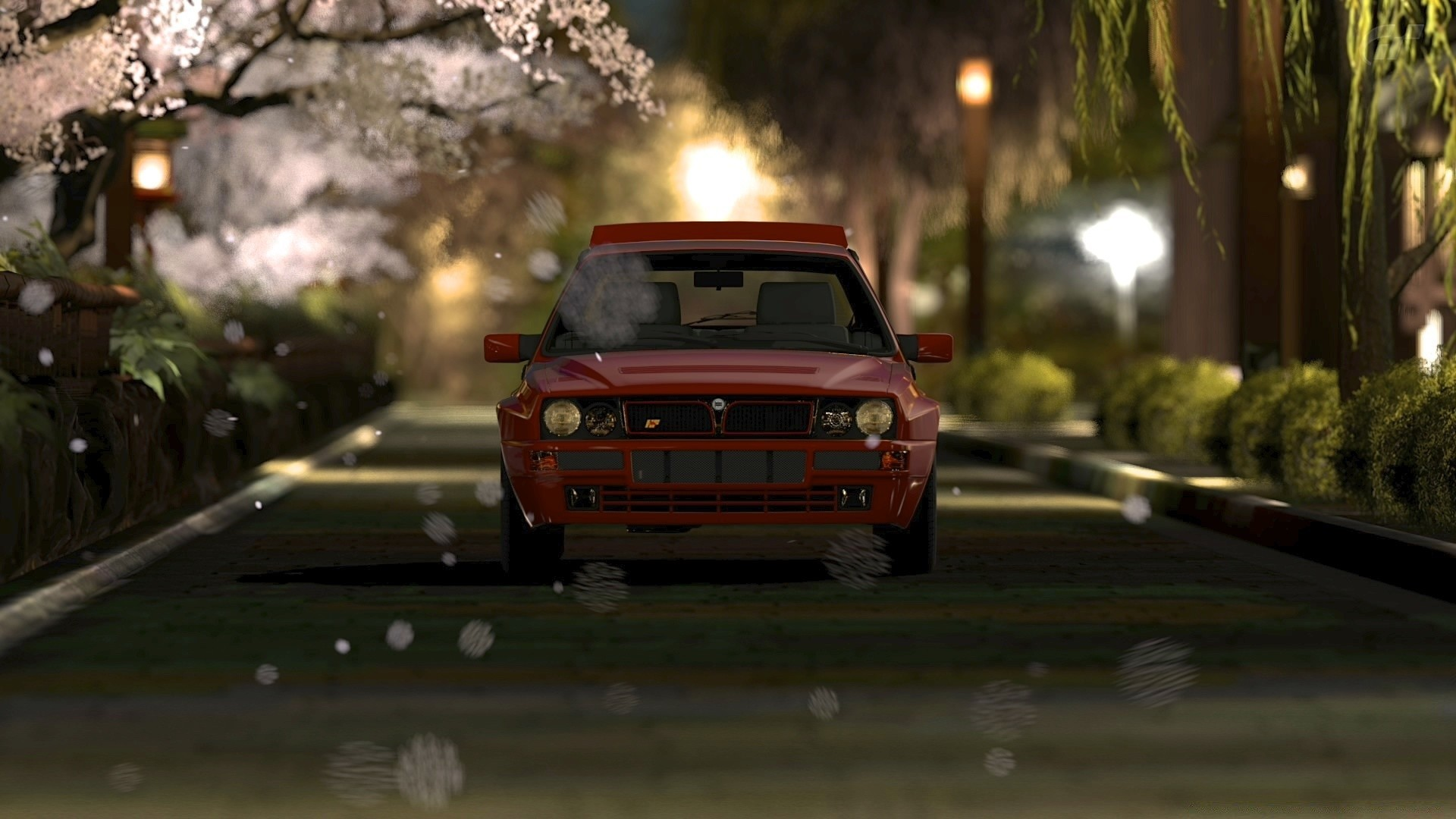 Gran Turismo 5 Lancia Delta Hf Integrale Android Wallpapers