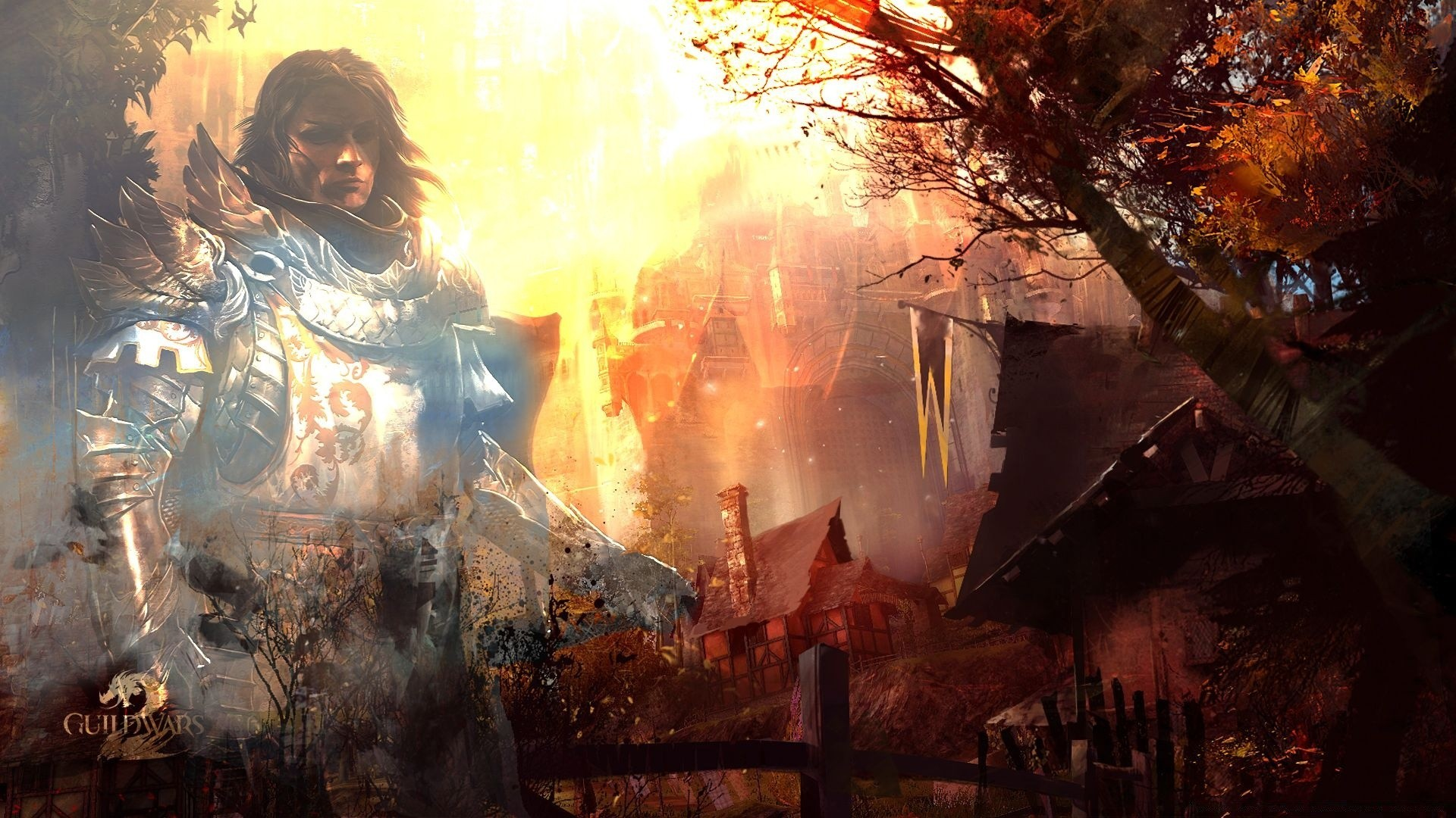 Guild Wars 2 Fcolor Lt Android Wallpapers