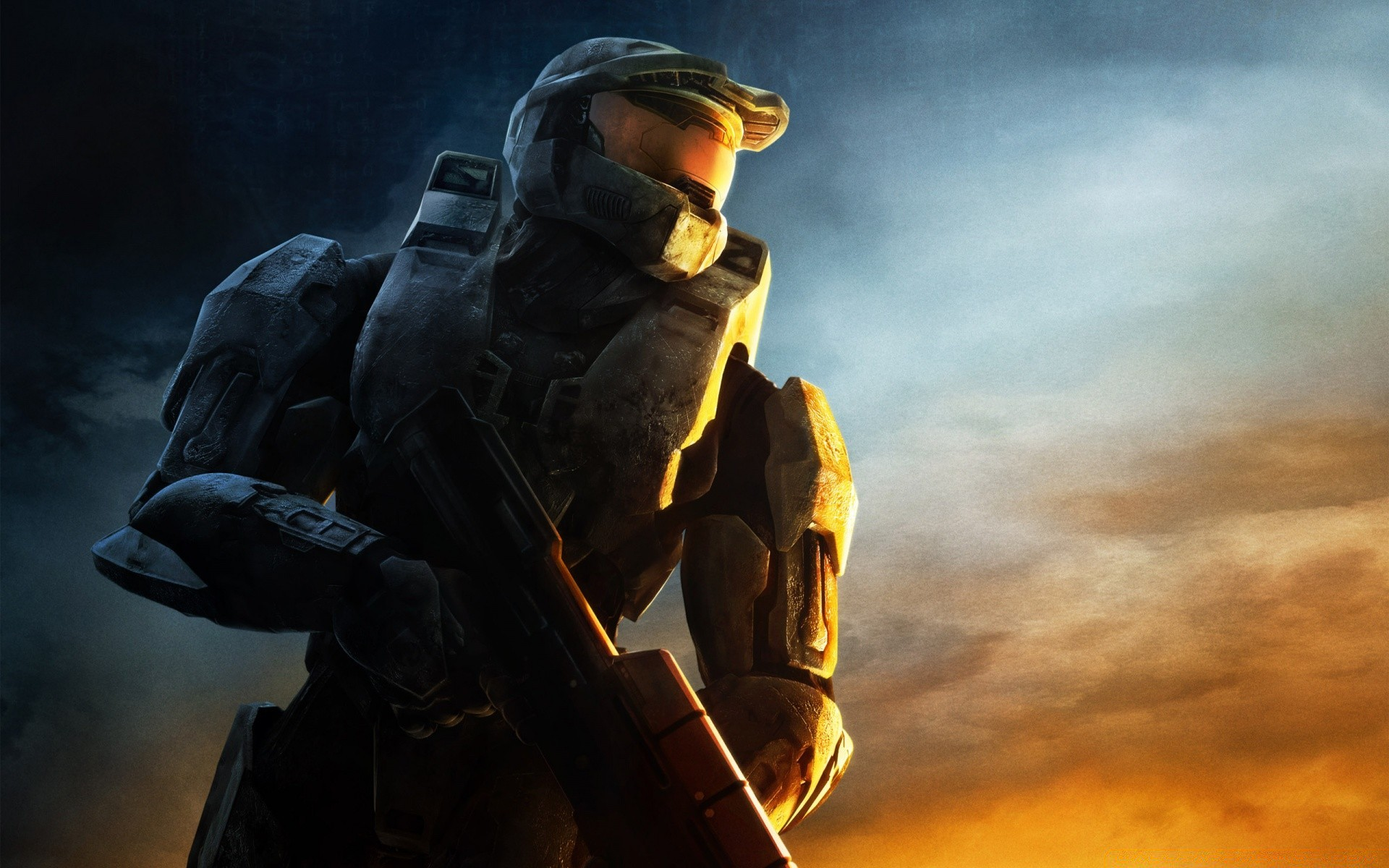 Master Chief Halo Game Phone Wallpapers