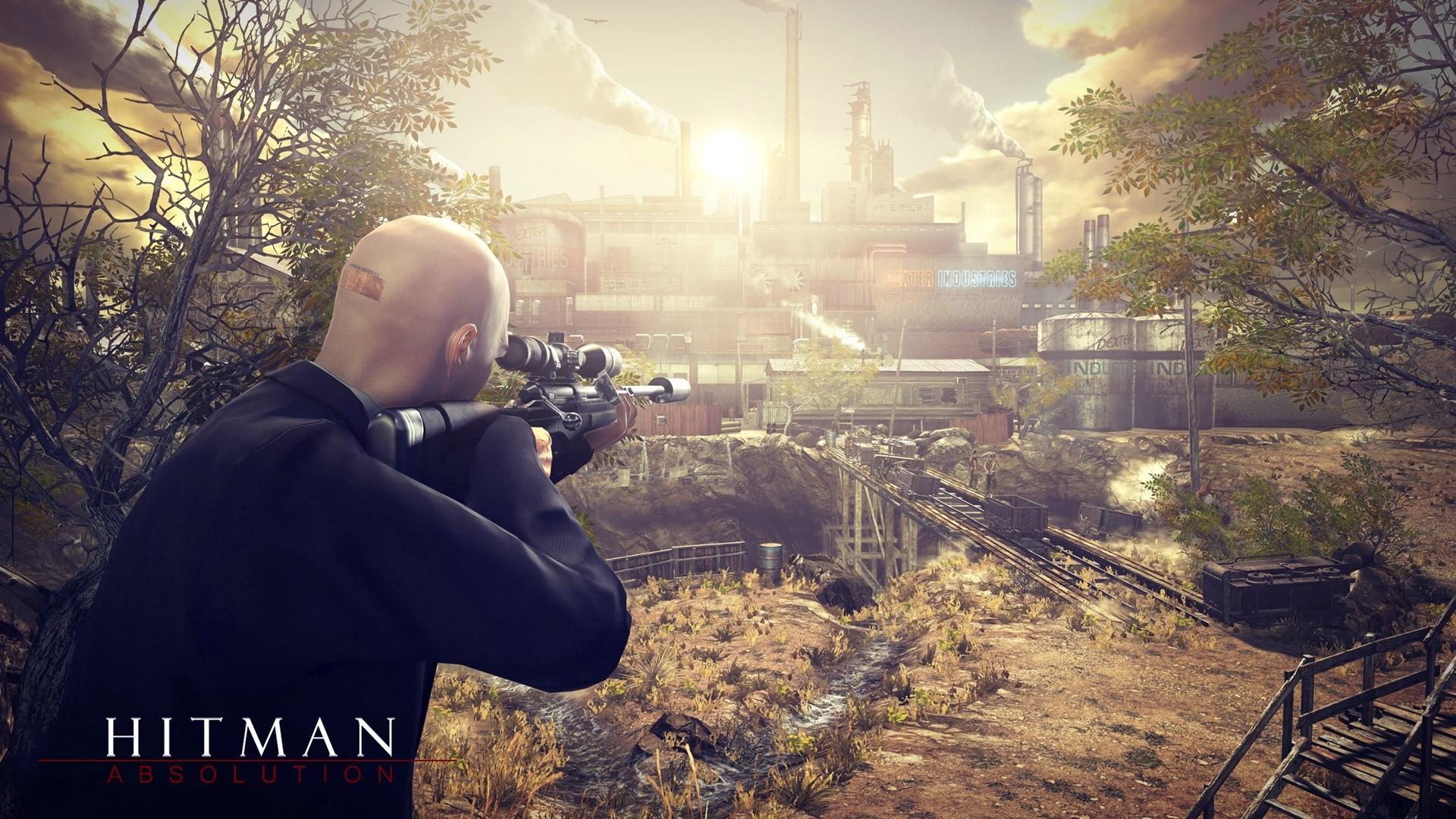 Hitman Absolution Android Wallpapers