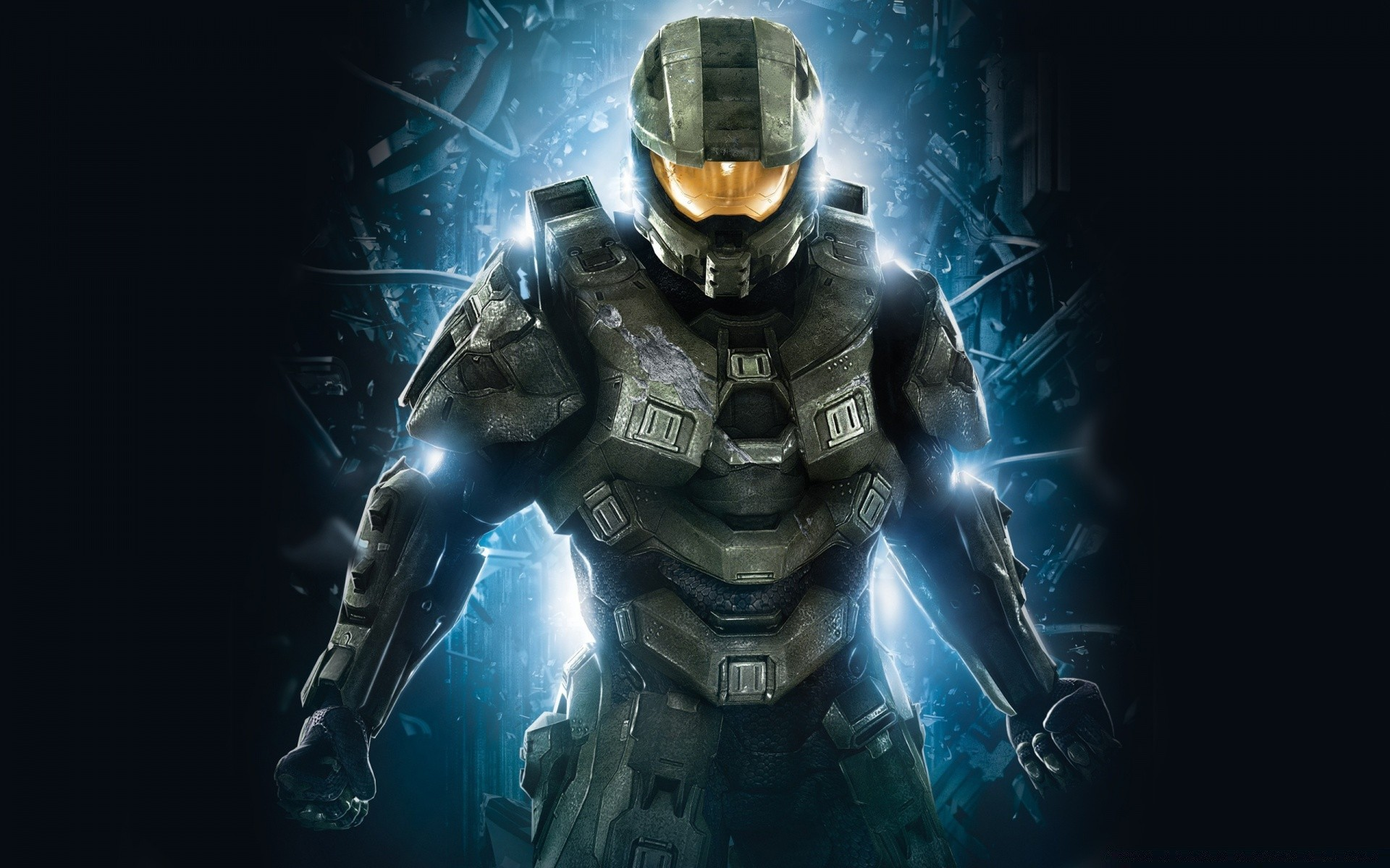Halo 4 Master Chief - Phone wallpapers