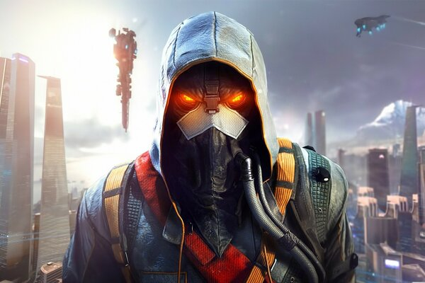 Killzone Shadow Fall - Helghast