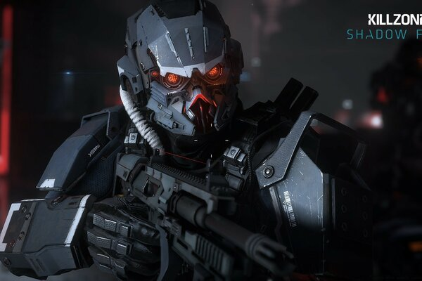Killzone Shadow Fall, Helghast Infantry