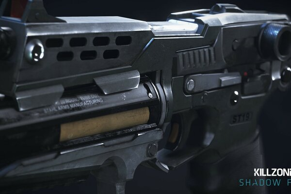 Killzone Shadow Fall StA-19 Pistol 2013 Game
