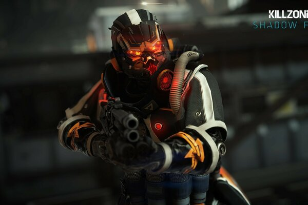 Helghast Infantry - Killzone Shadow Fall