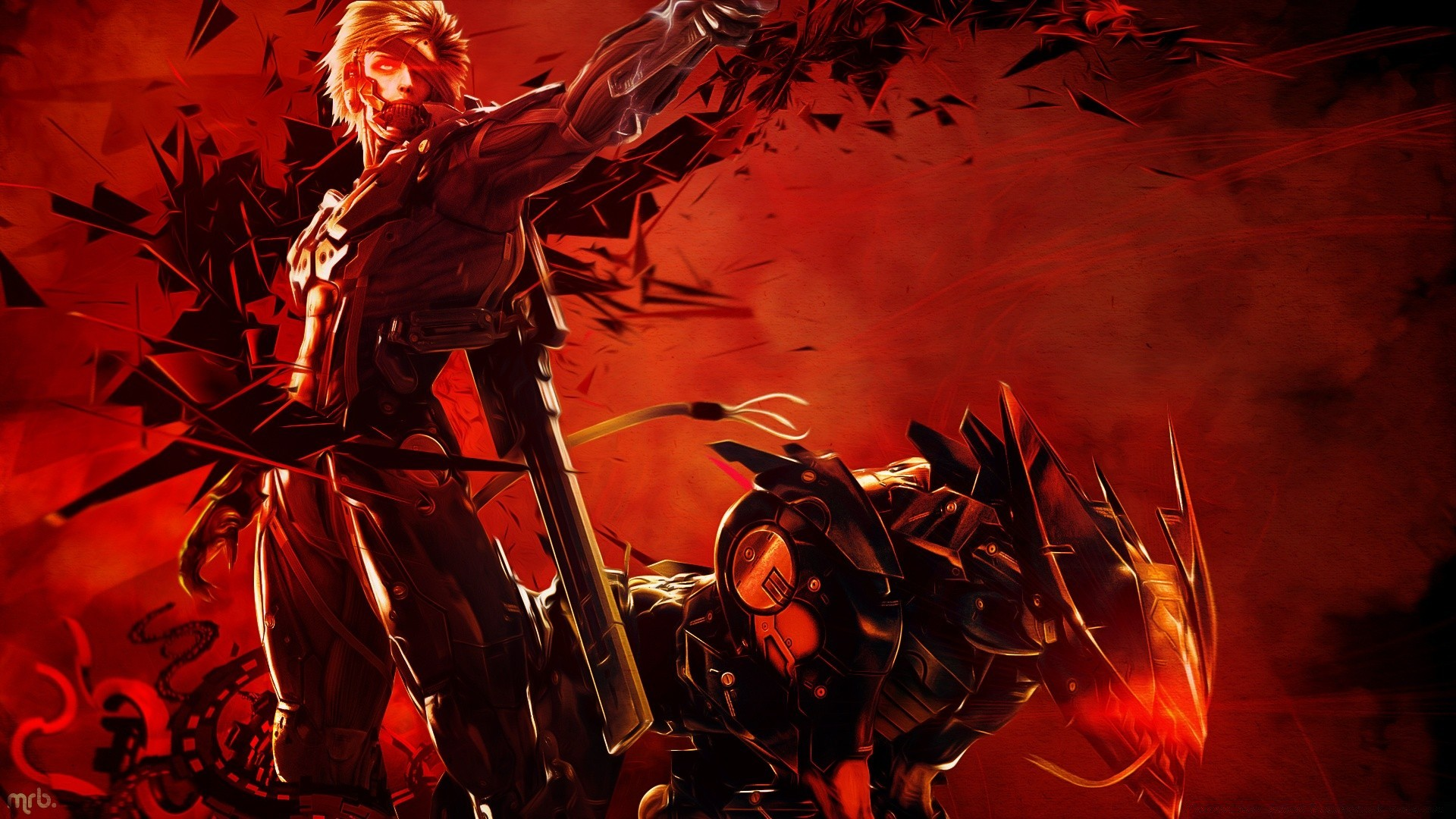 Metal gear rising revengeance wallpaper 2 android wallpapers for free voltagebd Choice Image