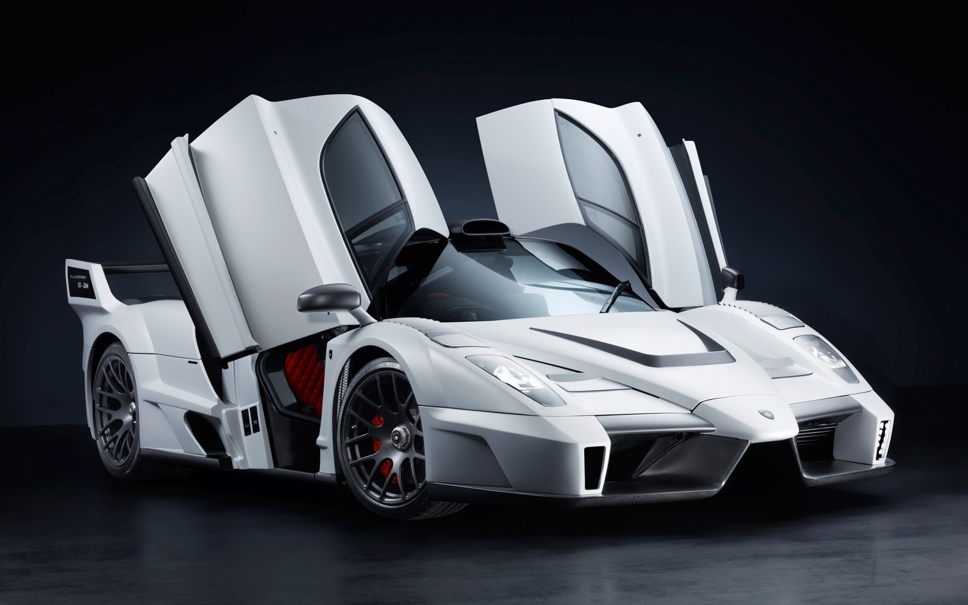 Ferrari Enzo Gemballa Android Wallpapers