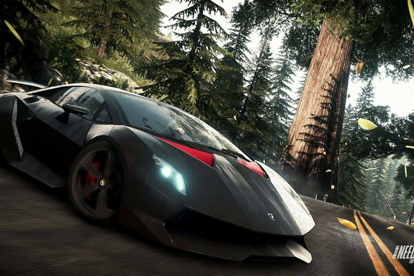Need for Speed Rivals Lamborghini Sesto Elemento