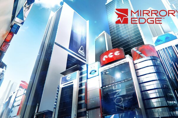 Mirrors Edge 2 Downtown