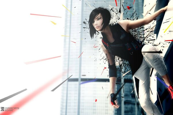 Mirrors Edge 2 Wallpaper HD