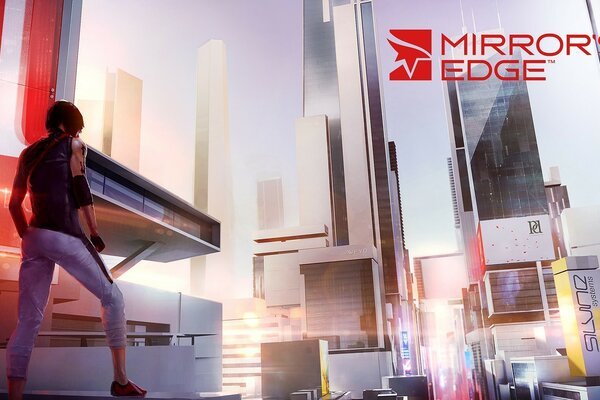Mirrors Edge 2 Faith