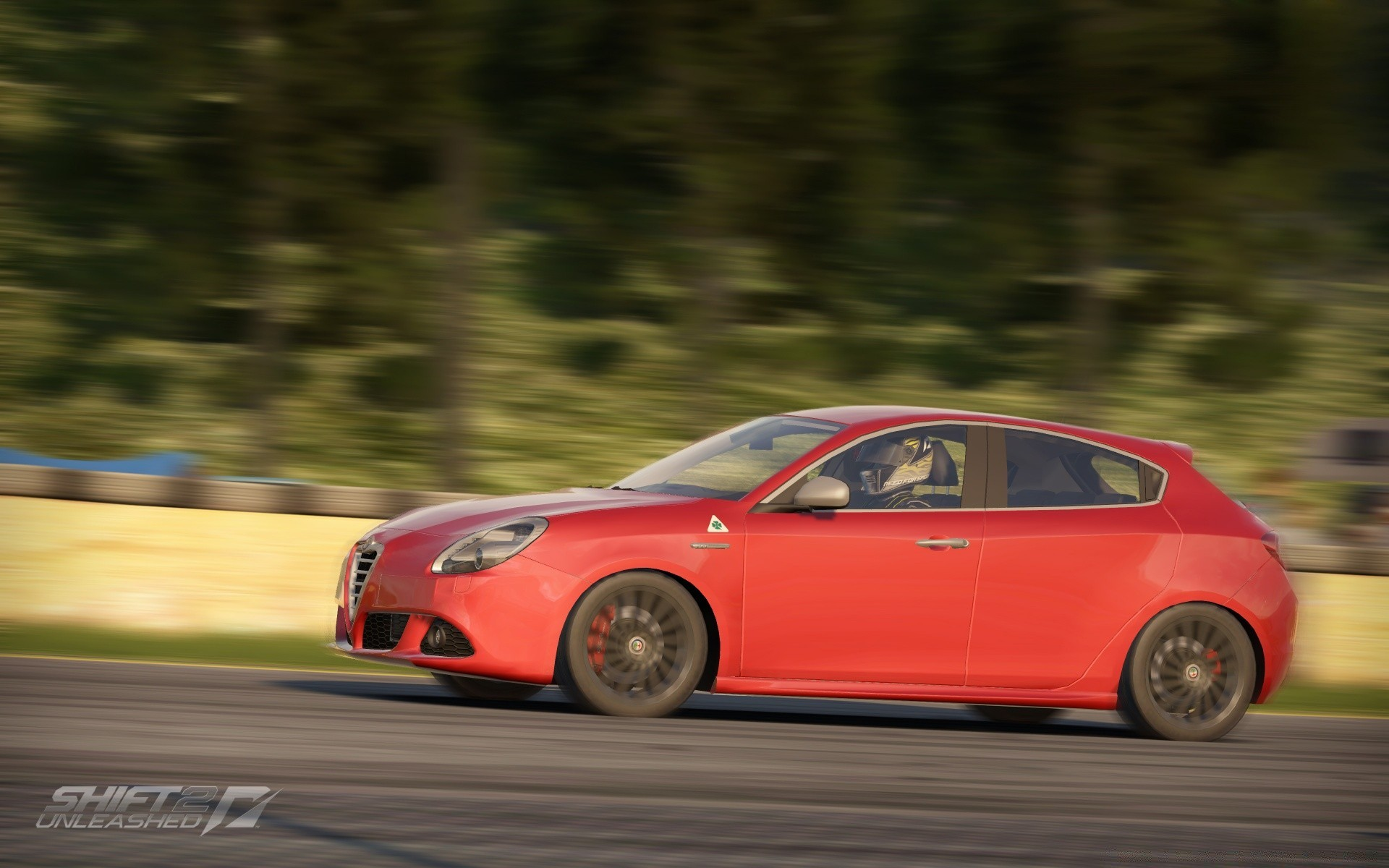 Nfs Shift 2 Alfa Romeo Giulietta Qv Android Wallpapers
