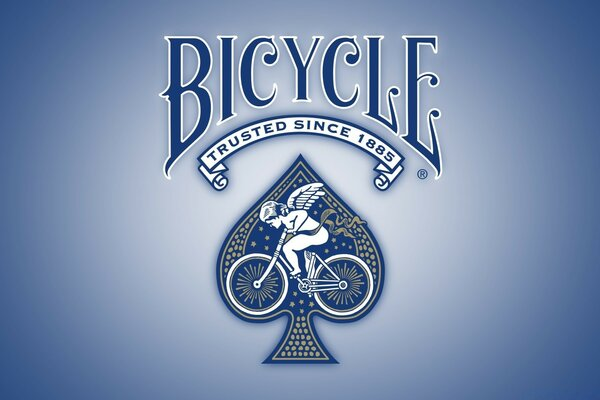 Bicycle Playing Cards Blue 2-1