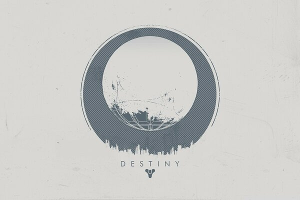 Destiny - Traveler White
