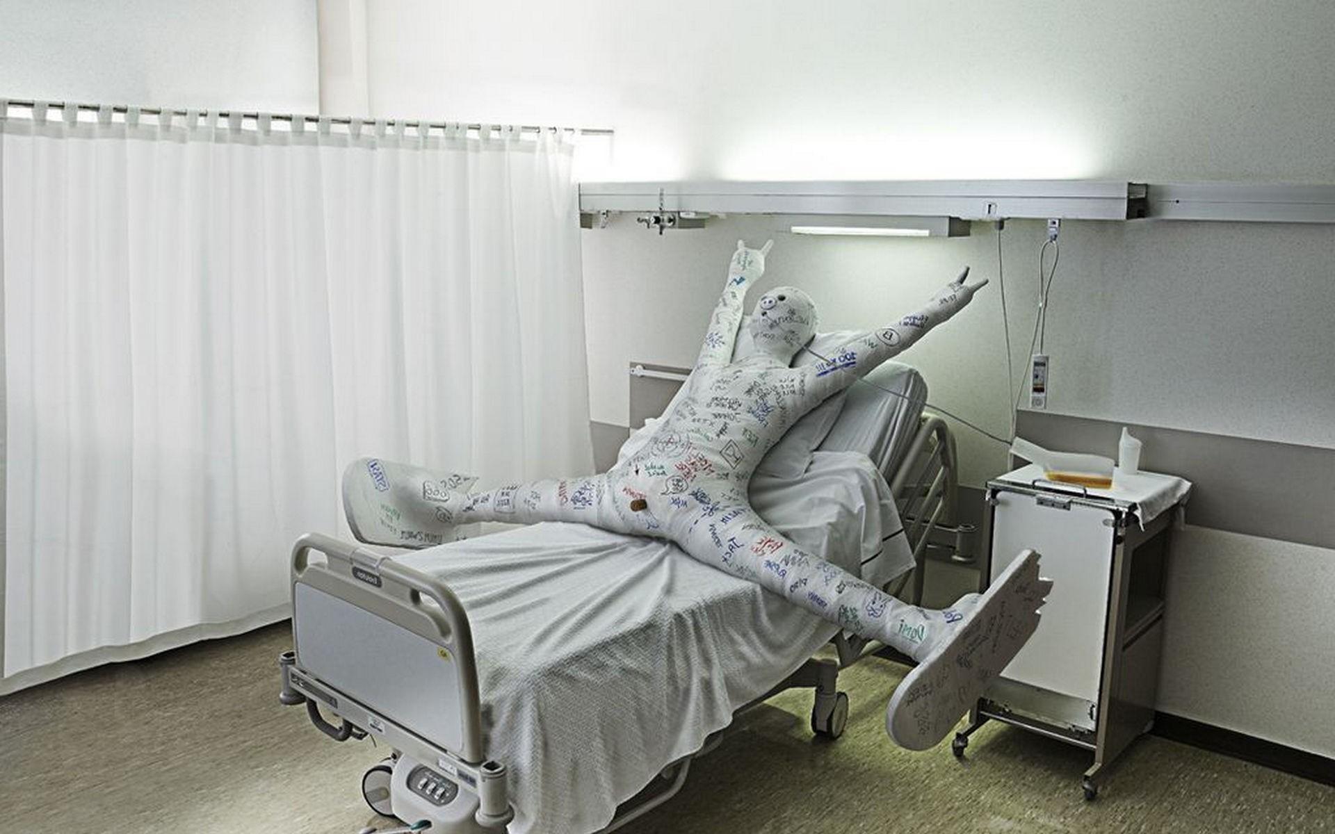 Смешные картинки больницы