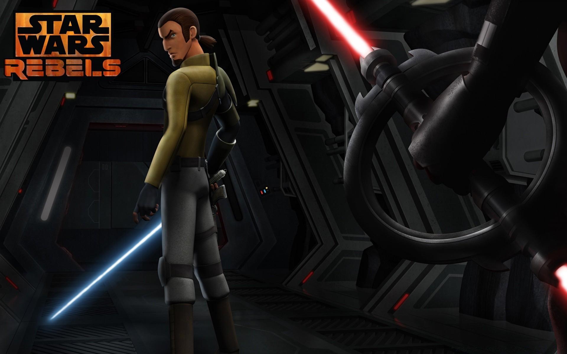 Star Wars Rebels Kanan Phone Wallpapers